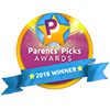 Parents Pick Award Winner 2018